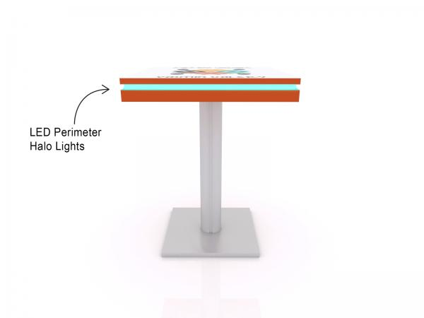 MOD-1454 Trade Show and Event Wireless Charging Station -- Image 5