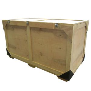 FSC Certified Sustainable Wood Crate