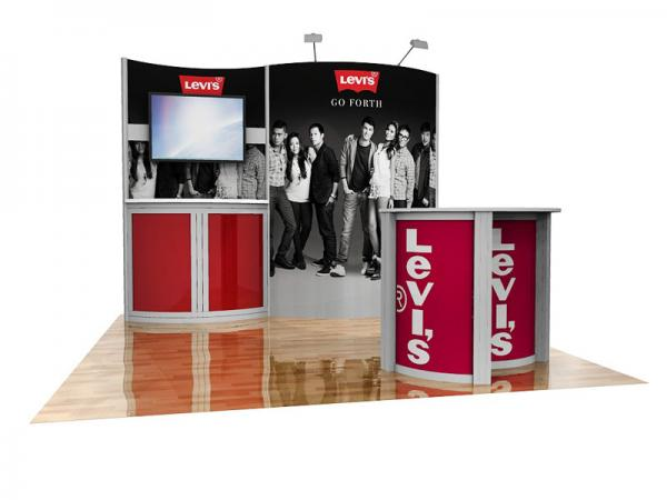 ECO-1069 Sustainable Tradeshow Display
