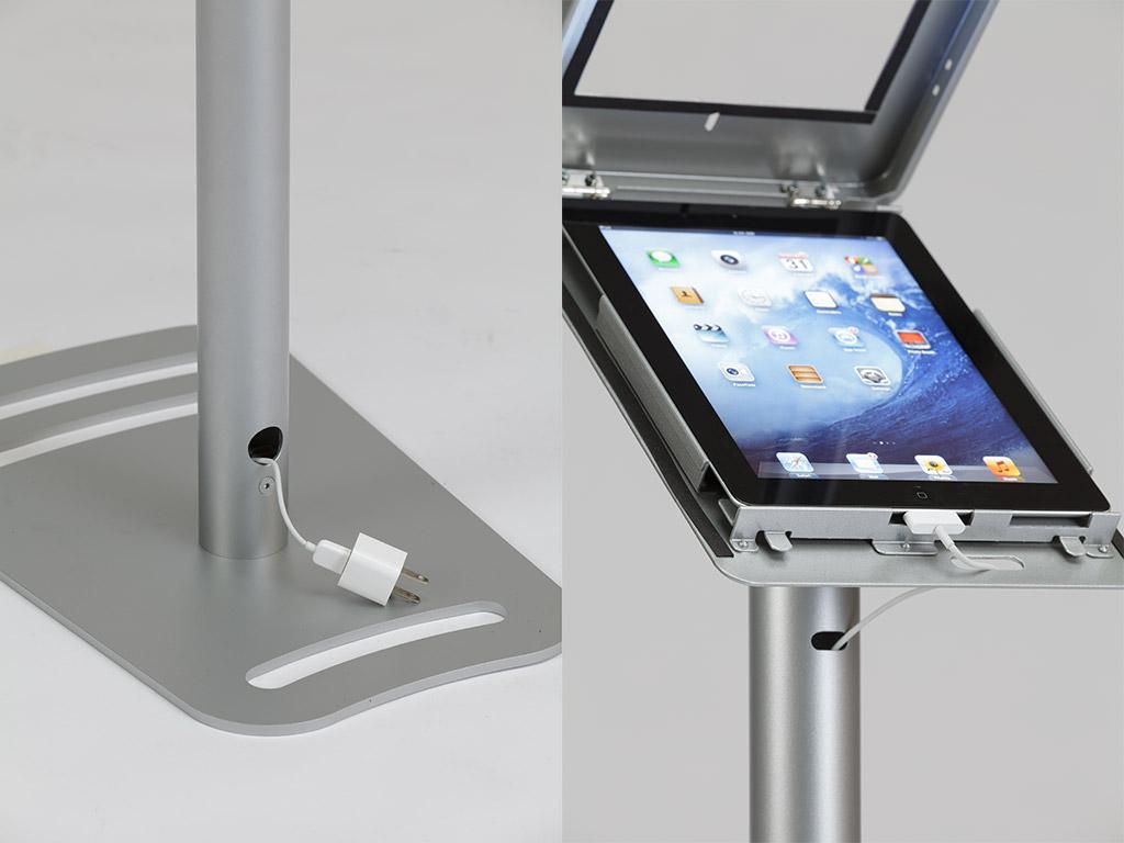 Expo Stands Kioska : Exhibit design search smarter trade shows mod 1334 ipad kiosk