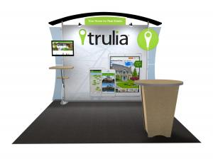 VK-1232 Portable Hybrid Trade Show Exhibit -- Image 1