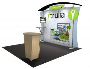 VK-1232 Portable Hybrid Trade Show Exhibit -- Image 2