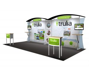 VK-2113 Portable Hybrid Trade Show Exhibit -- Image 2