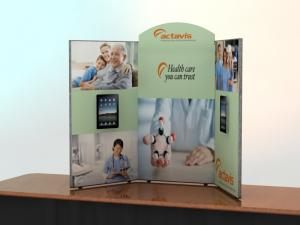 FT-10 Portable Tabletop Display