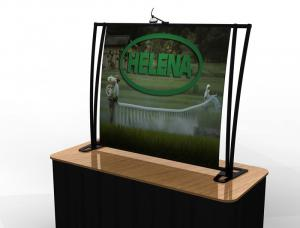 TF-402 Aero Tradeshow Tabletop Display -- Image 1