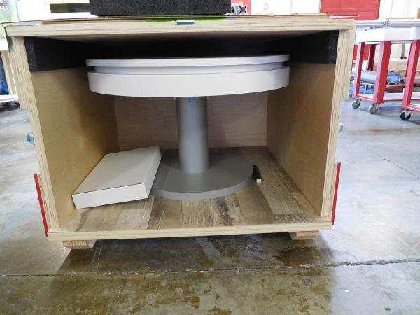MOD-586 Charging Station Crate -- Image 1
