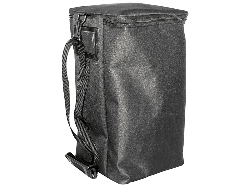 Xpressions SalesMate over sized carry bag - holds frames up to 4x3, one table throw, shelving - black