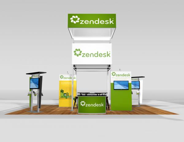 RE-9078 Trade Show Rental Exhibit -- Image 2