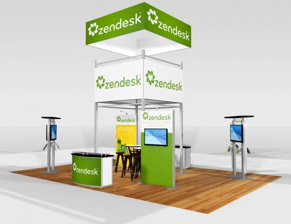 RE-9078 Trade Show Rental Exhibit -- Image 3