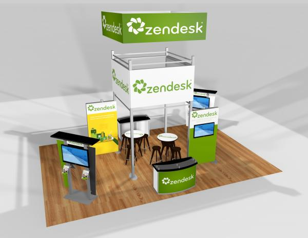 RE-9078 Trade Show Rental Exhibit -- Image 4