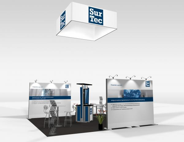 RE-9028 Trade Show Rental Exhibit -- Image 1