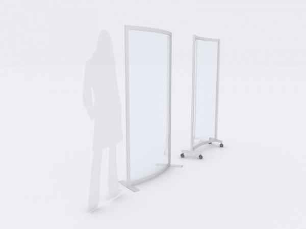 MOD-8010 and MOD-8011 Safety Dividers -- Image 2