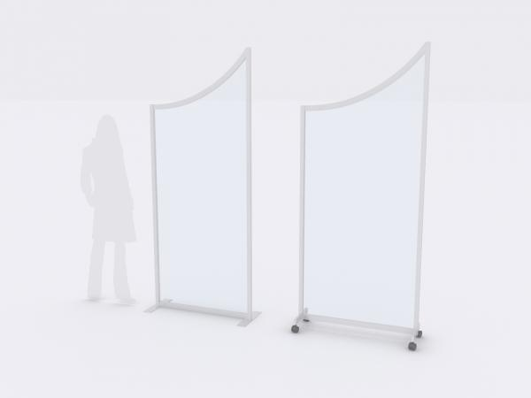 MOD-8022 and MOD-8023 Safety Dividers -- Image 1