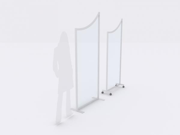 MOD-8022 and MOD-8023 Safety Dividers -- Image 2