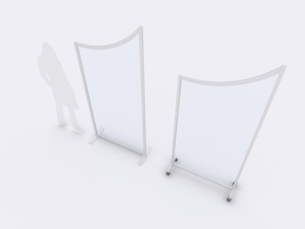 MOD-8022 and MOD-8023 Safety Dividers -- Image 3