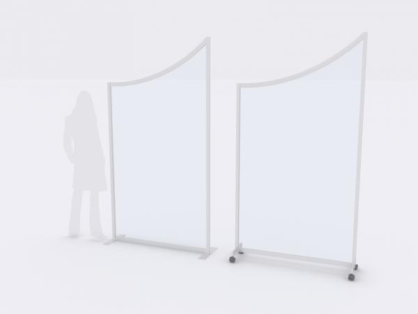 MOD-8024 and MOD-8025 Safety Dividers -- Image 1