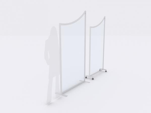 MOD-8024 and MOD-8025 Safety Dividers -- Image 2