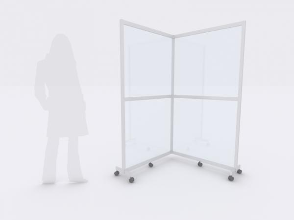 MOD-8042 Safety Dividers -- Image 1