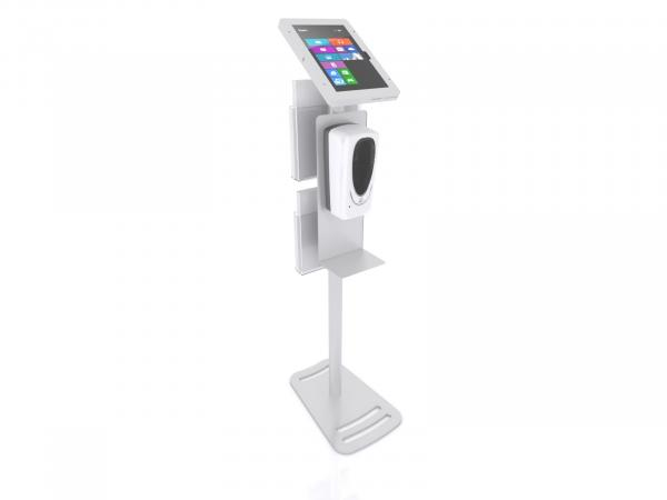 MOD-1377M Hand Sanitizer / iPad Stand -- View 1