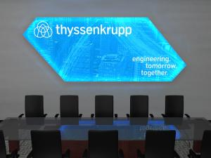 Conference Room LED Lightbox