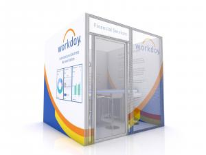 Gravitee One-Step Mobile Meeting Pod(s) | (Square/Rectangle) -- Image 1