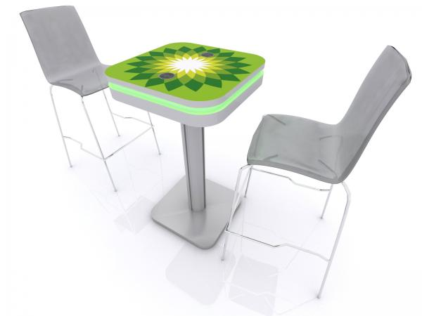 MOD-1463 Trade Show and Event Charging Table -- Image 3
