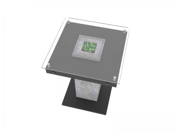 ECO-53C Sustainable Wireless Charging Counter/Table - View 4