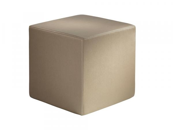 CEOT-054 Taupe Vinyl | Vibe Cube -- Trade Show Rental