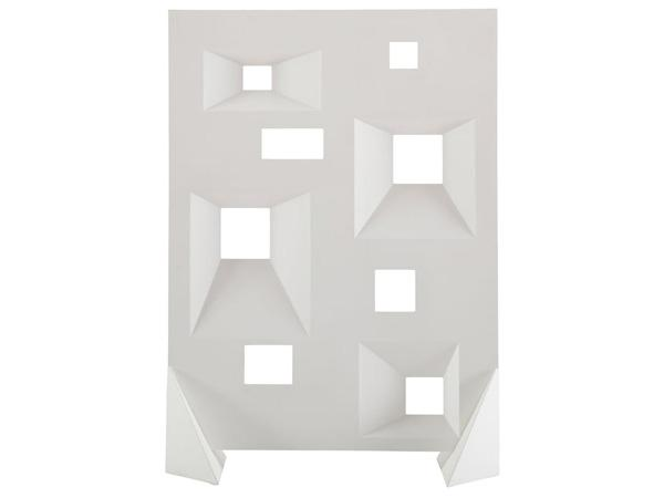 Miramar Divider, White (CEAC-029) -- Trade Show Rental Furniture