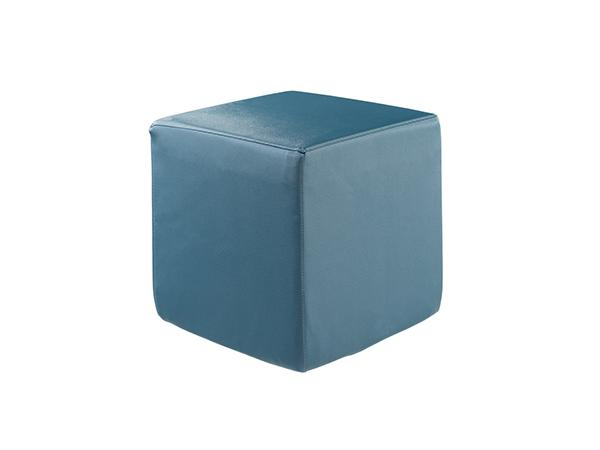 CEOT-048 Steel Blue | Vibe Cube -- Trade Show Rental Furniture