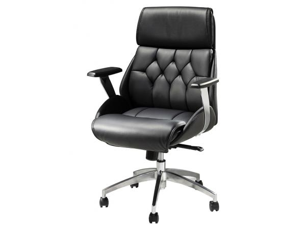 Cupertino Mid-Back Chair -- Trade Show Rental Furniture