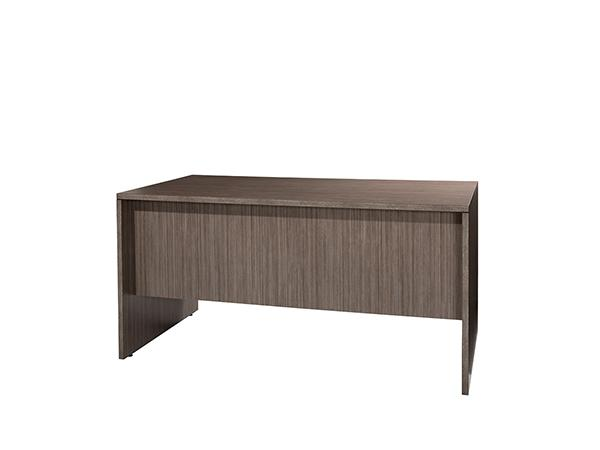 Madison Executive Desk -- Trade Show Rental Furniture