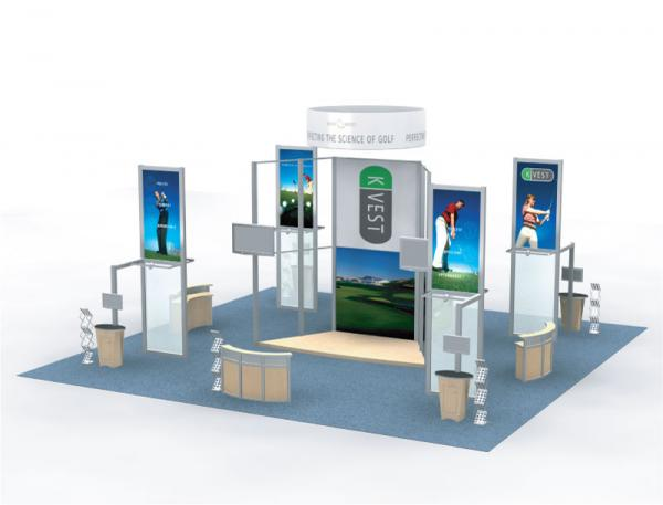 DM-0183 Trade Show Exhibit