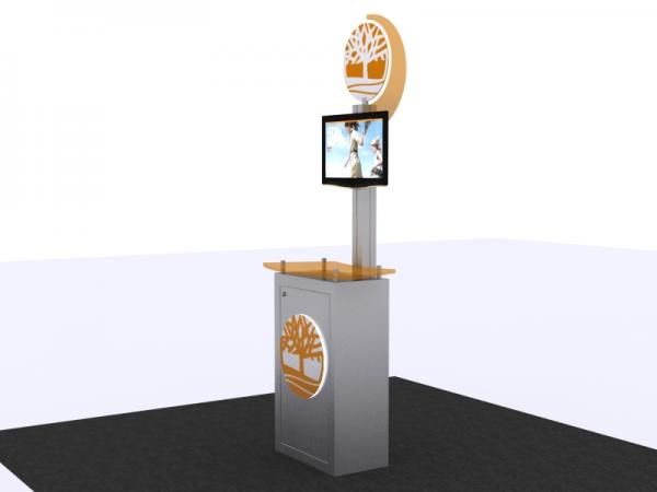 MOD-1330 Trade Show Workstation/Kiosk -- Image 3