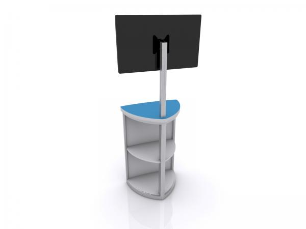 MOD-1561 Trade Show Monitor Stand -- Image 3