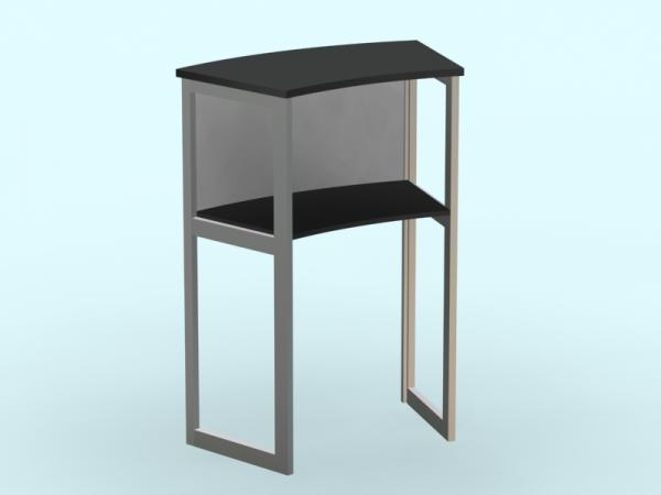 MOD-1224 Trade Show Counter -- Image 3