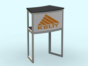 MOD-1224 Trade Show Counter -- Image 1