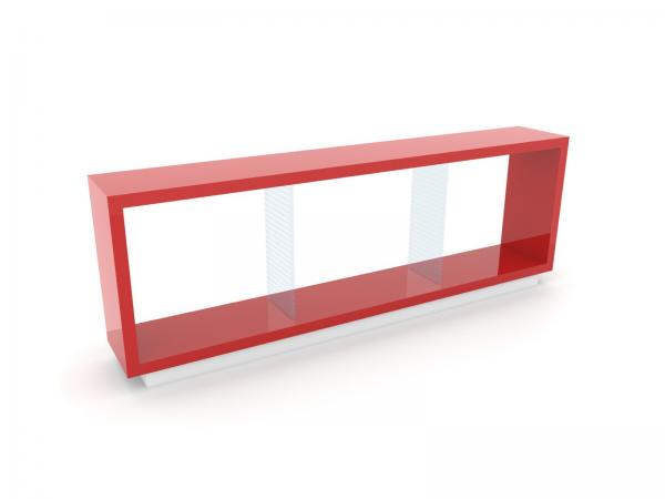 ECO-50C Sustainable Display Counter - View 1