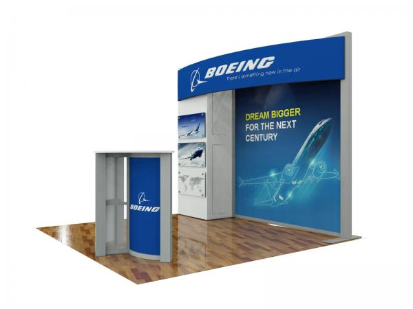 ECO-1109 Sustainable Trade Show Exhibit - Image 3