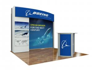 ECO-1109 Sustainable Trade Show Exhibit - Image 1