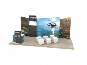 ECO-2120 Sustainable Trade Show Display -- Image 1