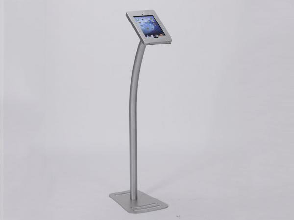 See the MOD-1333 for the Portable iPad Kiosk Version
