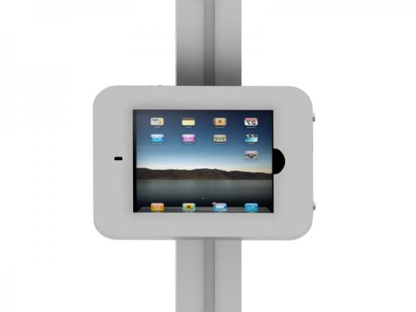 MOD-1317 Angled iPad Clamshell Frame for Extrusion -- Image 2