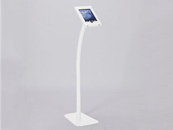 MOD-1333 Portable iPad Kiosk -- White