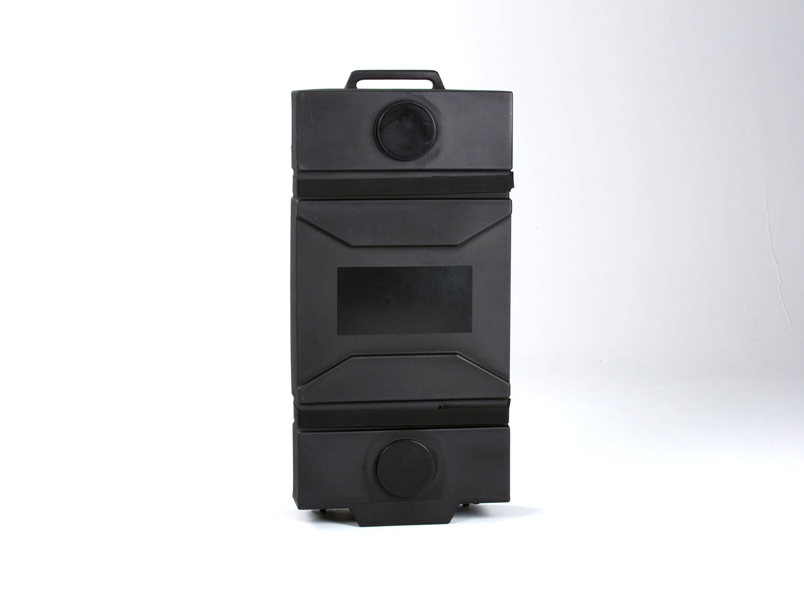 "MOD-550 Portable Roto-molded Case with Wheels (26"" W x 11"" D x 54"" H)"