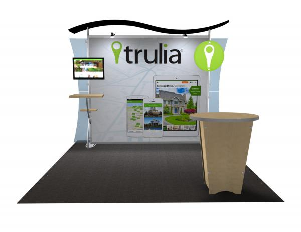 VK-1234 Portable Hybrid Trade Show Exhibit -- Image 1