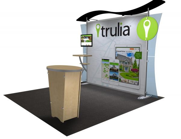 VK-1234 Portable Hybrid Trade Show Exhibit -- Image 2