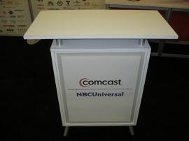 ECO-2C with White Laminate and Front Logo Graphic -- Image 1