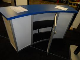 MOD-1185 Modular Laminate Counter and MOD-1137 Workstations -- Image 1