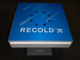 RENTAL: RE-703 Charging Stations with Graphics